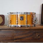 Cherry_french_polish_Midmill_Drums_3